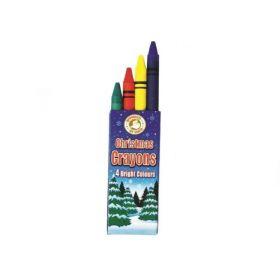 Christmas Crayon Pack