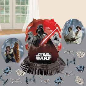 Star Wars Table Decoration Kit, pk4