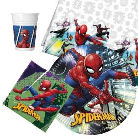 Spiderman Tableware Party Pack
