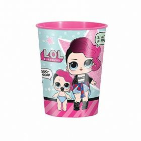 LOL! Surprise Party Plastic Favour Cup 473ml