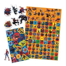 Spiderman Mega Pack Stickers