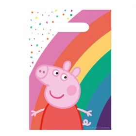 Peppa Pig Paper Party Bags, pk8