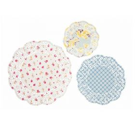 Truly Scrumptious Paper Doilies, pk12