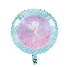 Mermaid Shine Foil Balloon 18''