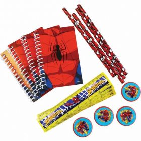 Spiderman Stationery Packs