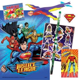 Superheros Pre Filled Party Bags