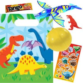 Dinosaur Pre Filled Party Bags
