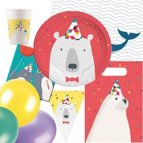 Arctic Party Ultimate Party Pack for 8