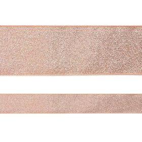 Rose Gold Cake Ribbon 1m