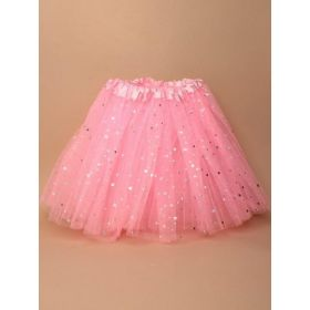 Pink Glitter Tutu