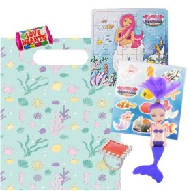 Mermaid Pre Filled Party Bags (no.4), One Supplied