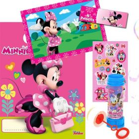 Disney Minnie Mouse Pre Filled Party Bags (no.1)