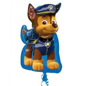 Paw Patrol Chase SuperShape Foil Balloon 31""