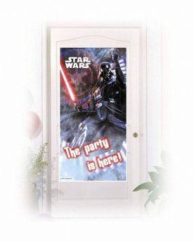 Star Wars Door Banner 76cm x 152cm