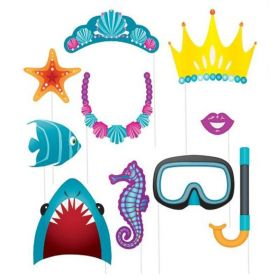 Under the Sea Photo Props
