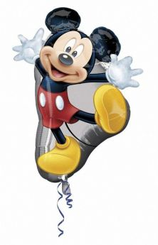 Mickey Mouse SuperShape Foil Balloon 31'' x 22''