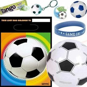 Fotball Pre Filled Party Bags