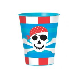 Pirate Treasure Party Cup 473ml