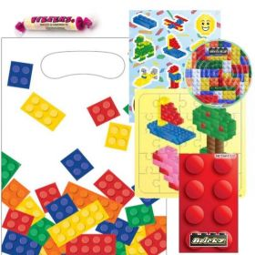 Brick Blocks Pre Filled Party Bags
