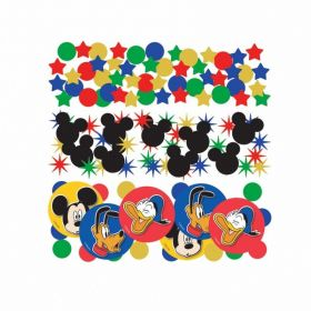 Mickey Mouse 3 Pack Confetti