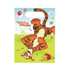 Winnie The Pooh Party Bags, pk6