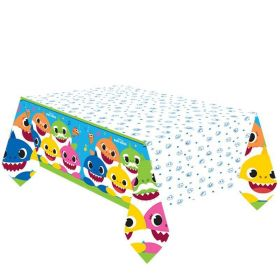 Baby Shark Tablecover 1.37m x 2.6m