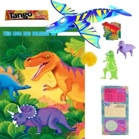 Dinosaur Prehistoric Pre Filled Party Bags