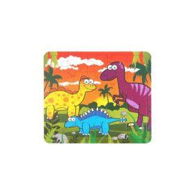 Dinosaur Party Jigsaw Puzzle