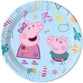 Peppa Pig Party Dinner Plates