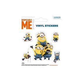 Minions Vinyl Stickers