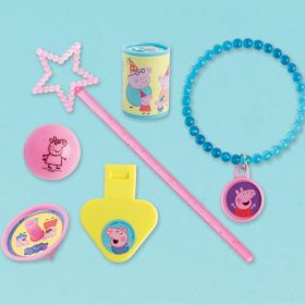 Peppa Pig Favour Pack for 8