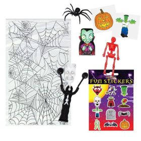 Halloween Pre Filled Party Bags (no.2), One Supplied