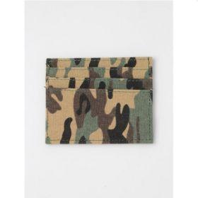 Camouflage Card Holder