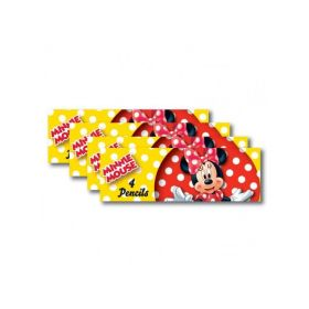 Minnie Mouse Pencil Sets, pk8