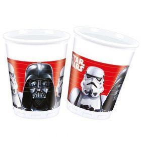 Star Wars Classic Plastic Cups