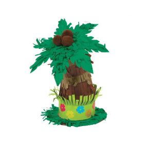 Hawaiian Mini Tree Table Decoration 13cm x 16cm x 9cm