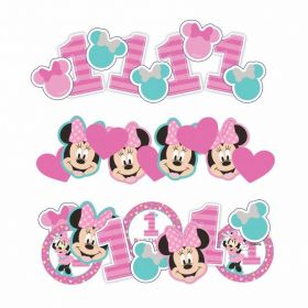 Minnie Mouse Fun to Be One 3-Pack Confetti