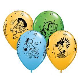 "Toy Story Latex Balloons 12"", pk6"