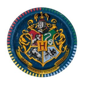 Harry Potter Plates 18cm, pk8