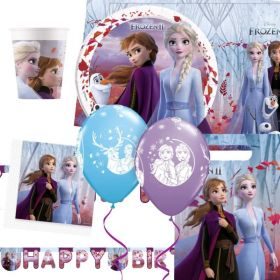 Disney Frozen 2 Party Ultimate Pack for 8