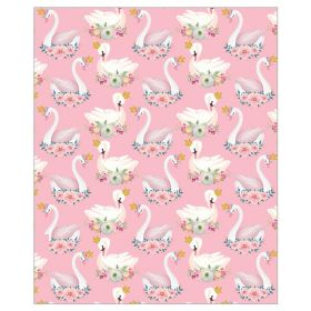 Swan Acquire Gift Wrap
