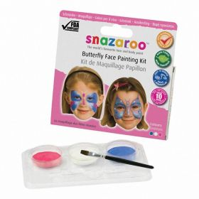 Snazaroo Butterfly Face Paint