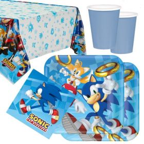Sonic the Hedgehog Party Packs