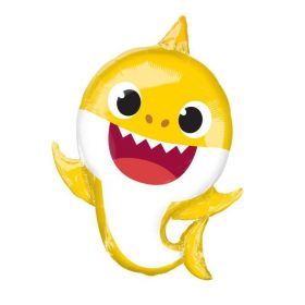 Baby Shark SuperShape Foil Balloon 26""
