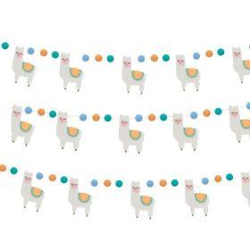 Llama Love Garland 1.2m