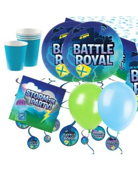 Battle Royal Party Deluxe Pack for 16