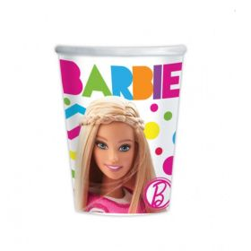 Barbie Sparkle Party Cups 8pk