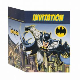 Batman Invitations, pk8
