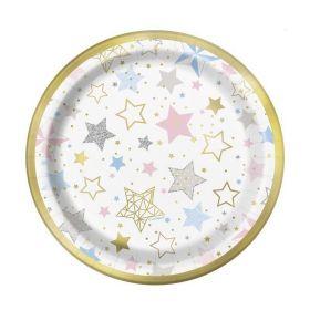 Twinkle Twinkle Little Star Party Plates