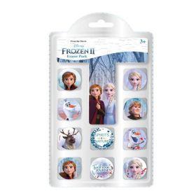 Frozen 2 Erasers, pk10